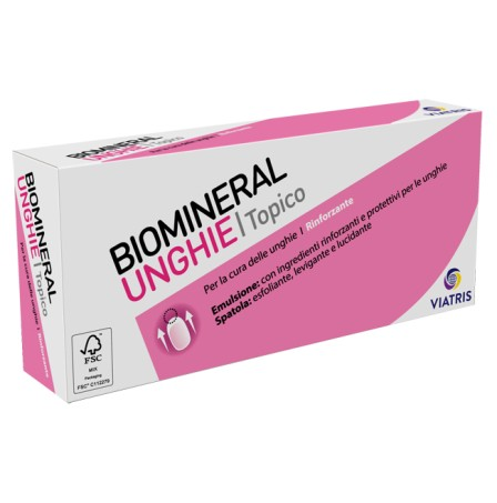 BIOMINERAL Unghie 20ml TP