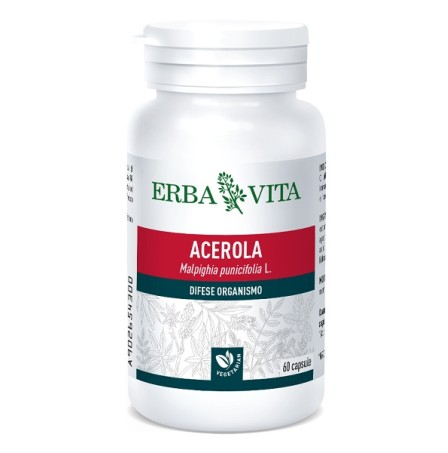 ACEROLA 60 Cps 550mg       EBV