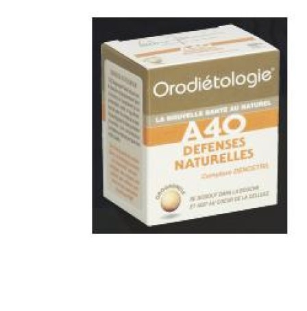 A40 DEFENSE NATUREL GRLS BT40