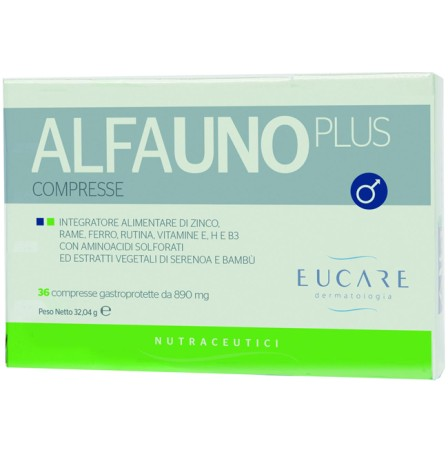 ALFAUNO Plus 510mg 36 Cps