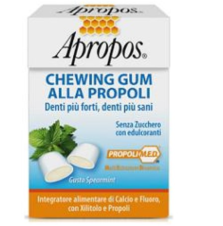APROPOS Chewing-gum 25g