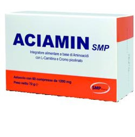 ACIAMIN 60 Cpr 1200mg