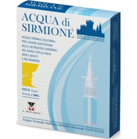 ACQUA SIRMIONE Spray Nasale