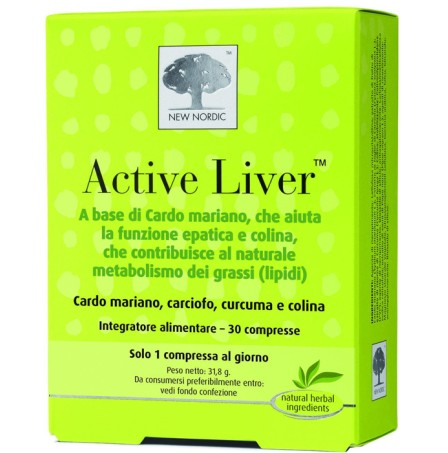 ACTIVE LIVER 30 Cpr