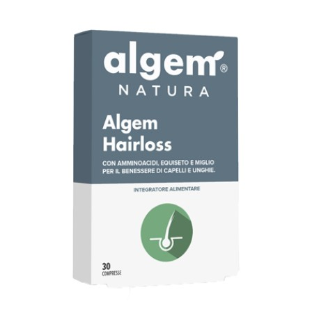 ALGEM HAIRLOSS 30 Cpr