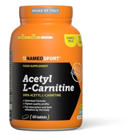 ACETIL L-CARNITENE 60 Cpr