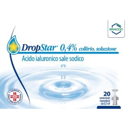 DROPSTAR COLLIRIO 20FL 0,5ML