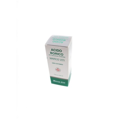 ACIDO BORICO MV 3% 200ML
